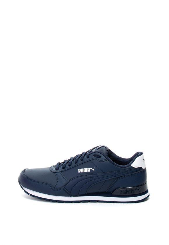 Pantofi de piele si piele ecologica Runner-tenisi-Puma