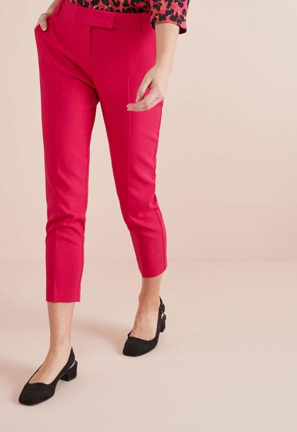 Pantaloni capri slim fit-pantaloni si colanti-NEXT