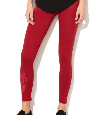 Colanti cu motive mandala Fresia-pantaloni si colanti-DESIGUAL
