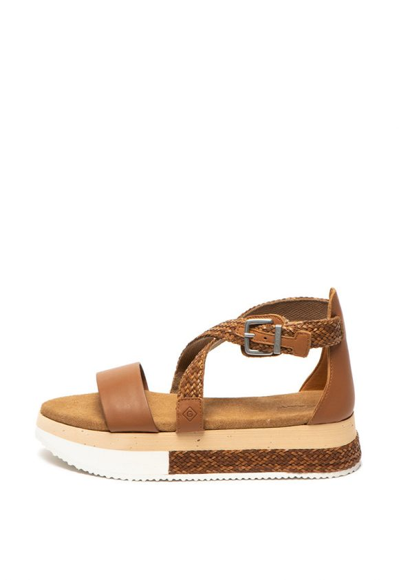Sandale flatform Sant Ana-sandale-Gant