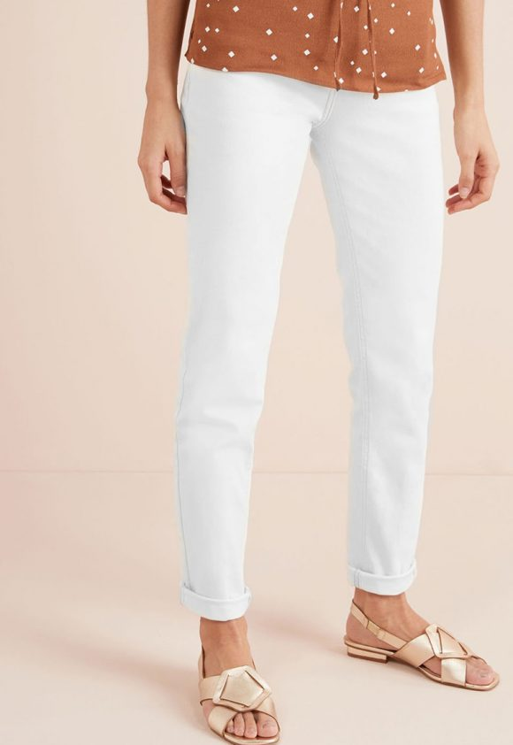 Blugi relaxed fit skinny-jeansi-NEXT