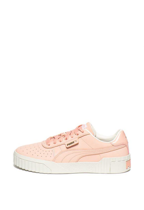 Pantofi sport de piele nabuc Cali-tenisi-Puma