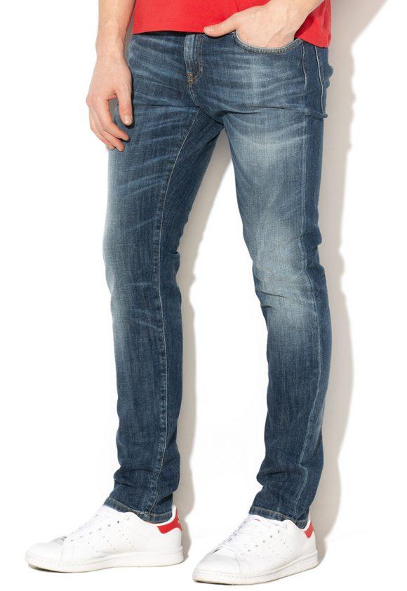 Blugi slim fit Terry-jeansi-BIG STAR