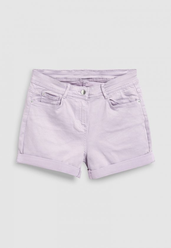 Pantaloni scurti din amestec de lyocell-pantaloni si colanti-NEXT