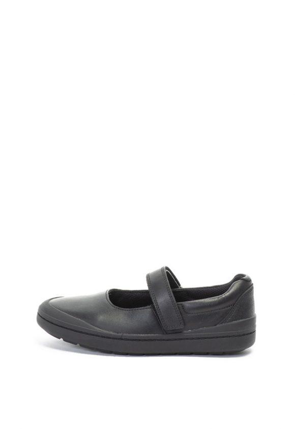 Pantofi Mary Jane de piele si piele ecologica Rock Spark-pantofi clasici-Clarks