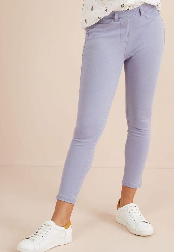 Jeggins crop-pantaloni si colanti-NEXT