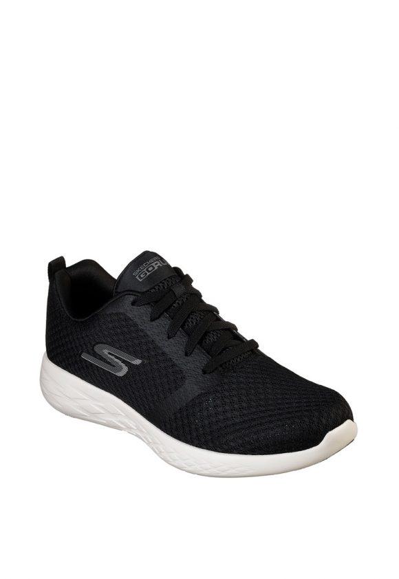 Pantofi sport din material usor GoRun 600 Circulate-tenisi-Skechers