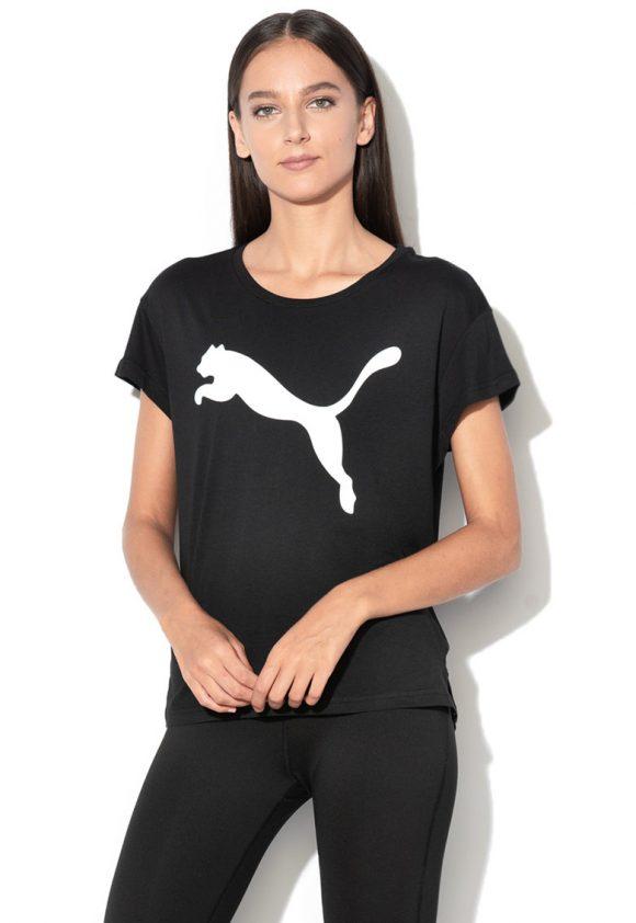 Tricou relaxed fit cu imprimeu logo Dry Cell-tricouri-Puma