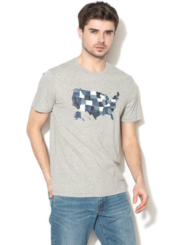 Tricou cu imprimeu grafic-tricouri-GAP