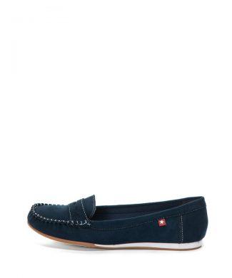 Pantofi loafer de piele intoarsa ecologica-mocasini-BIG STAR