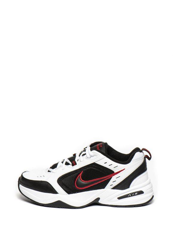Pantofi cu insertii de piele - pentru antrenament Air Monarch IV-pantofi clasici-Nike
