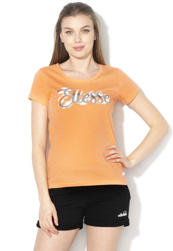 Tricou cu imprimeu logo Italia-tricouri-ELLESSE