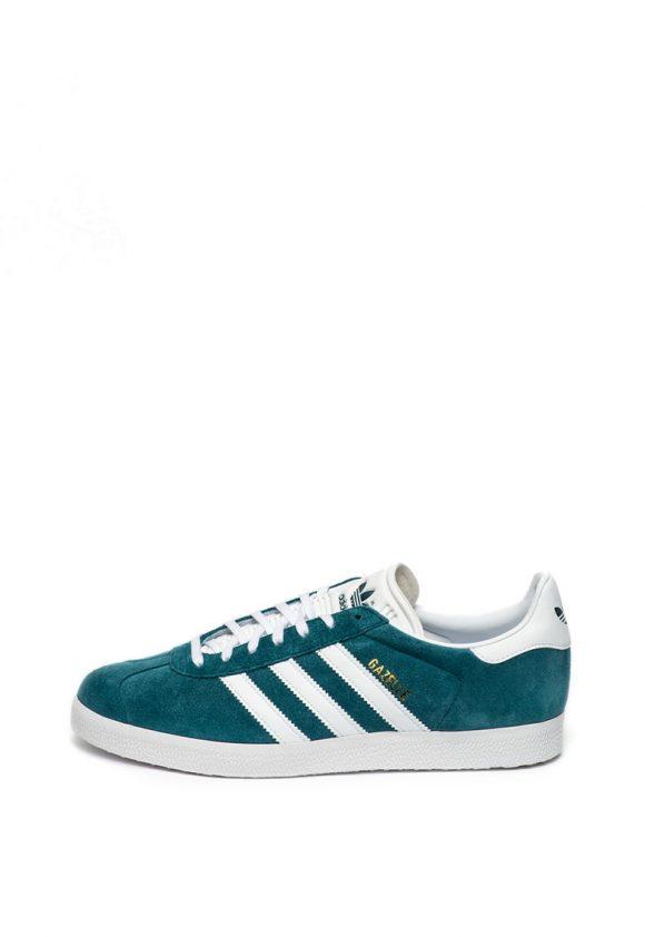 Pantofi sport de piele intoarsa Gazelle-tenisi-Adidas ORIGINALS