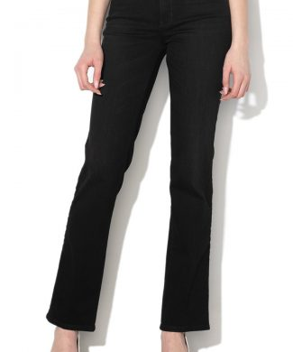 Blugi drepti-jeansi-GUESS JEANS