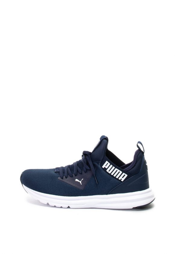 Pantofi slip on cu logo - pentru alergare Enzo Beta-pantofi clasici-Puma