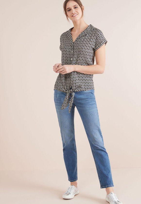 Camasa cu model cu buline-camasi-NEXT