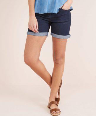 Pantaloni scurti din denim-jeansi-NEXT