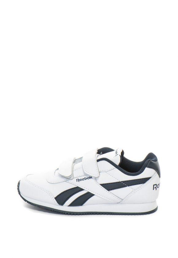 Pantofi sport cu insertii de piele Royal-pantofi clasici-Reebok Classics