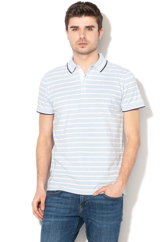 Tricou polo cu dungi Horace-tricouri-BIG STAR