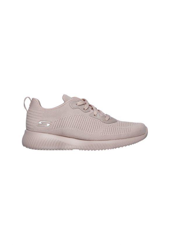 Pantofi sport cu amortizare si detalii striate Tough Talk-tenisi-Skechers