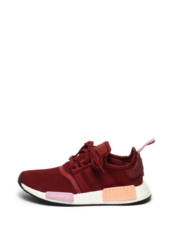 Pantofi sport cu aspect tricotat - pentru alergare-pantofi clasici-Adidas ORIGINALS
