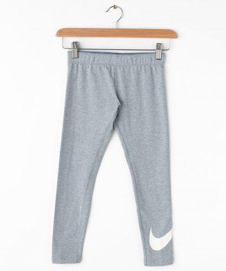 Colanti cu imprimeu logo - pentru fitness-Pantaloni si salopete-Nike