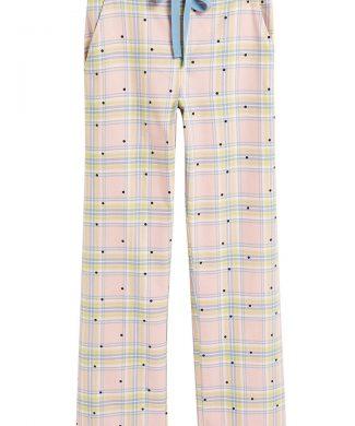 Pantaloni de pijama cu diverse modele-pijamale si halate de baie-NEXT