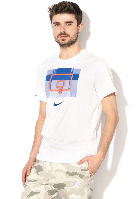Tricou standard fit - pentru baschet Dry Fit-tricouri-Nike