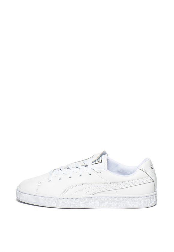 Pantofi sport de piele Basket Crush-tenisi-Puma