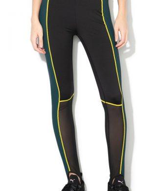 Colanti cu talie inalta cu banda elastica - pentru antrenament TZ-Pantaloni si salopete-Puma