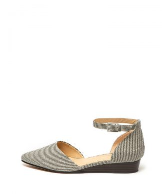 Pantofi cu talpa wedge Sense Eva-pantofi clasici-Clarks