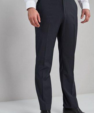 Pantaloni eleganti regular fit-pantaloni-NEXT
