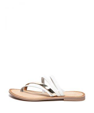 Papuci de piele si piele ecologica Pallini-papuci-Gioseppo