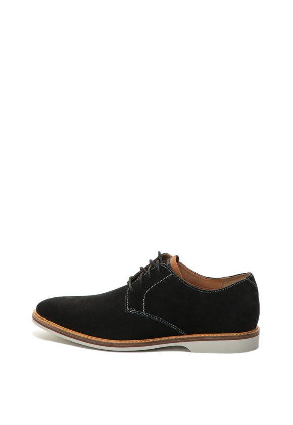 Pantofi de piele nabuc Atticus-pantofi clasici-Clarks