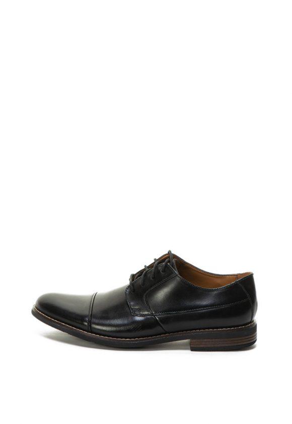 Pantofi de piele Becken-pantofi clasici-Clarks