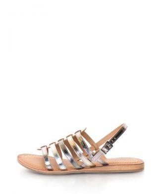 Sandale de piele cu barete multiple Havapo-sandale-Les Tropeziennes