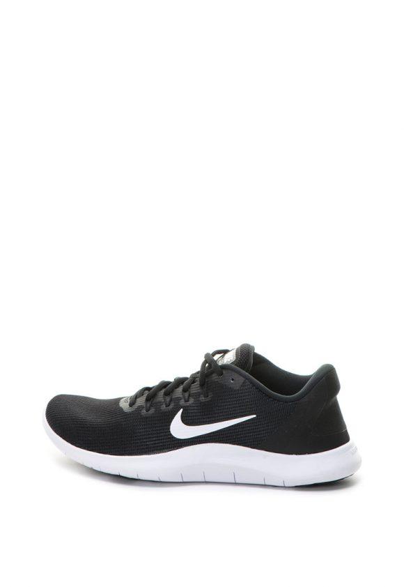 Pantofi sport de plasa cu aspect tricotat Flex Running-pantofi clasici-Nike