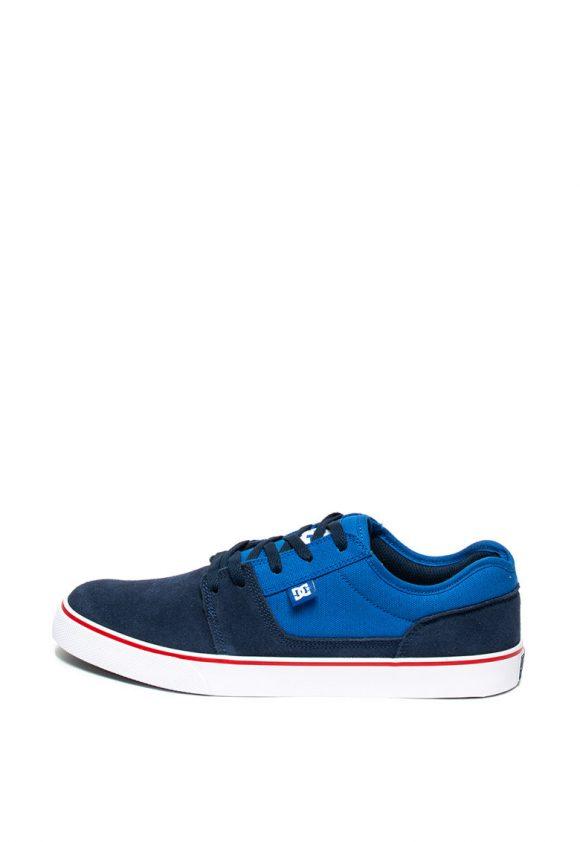 Pantofi sport cu garnituri de piele intoarsa Tonik-tenisi-DC