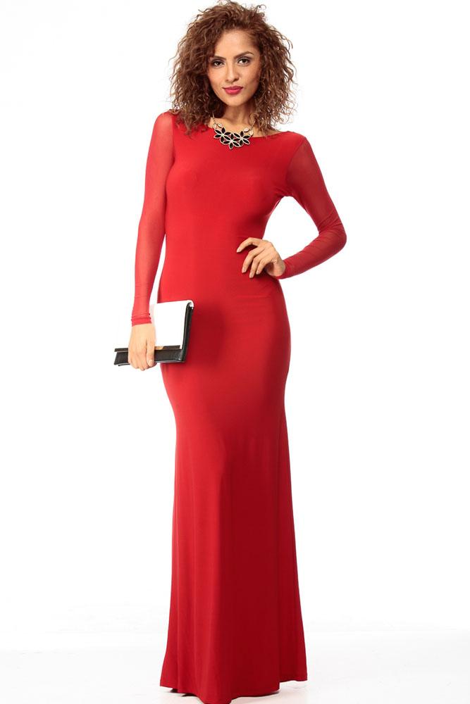 Rochita Classy Red