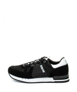 Pantofi sport cu garnituri de piele intoarsa Bicolored-tenisi-BIG STAR